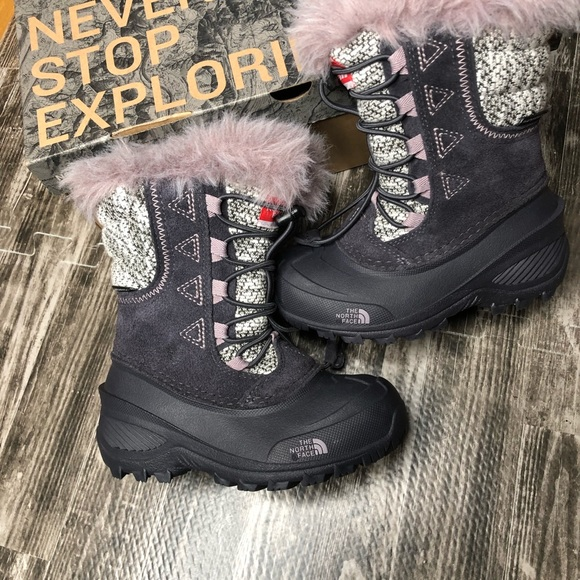 1b1c41f6a The North Face youth 10 Shellista Lace boot-NIB NWT